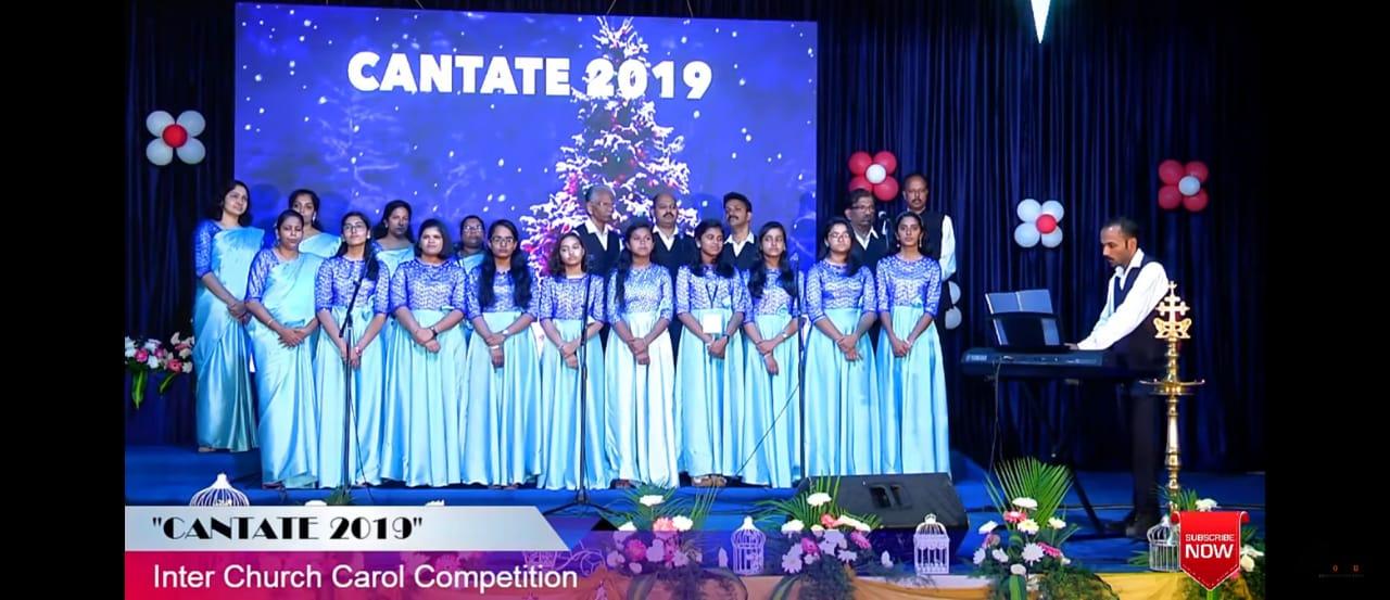 Senior Choir Team