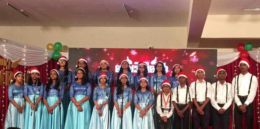 Children's  Choir Team