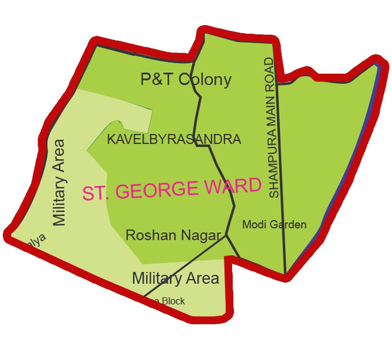 St Georgs Cut